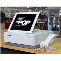 Star mPOP POS Printer - Monokrom - Direkt termisk