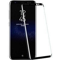 Samsung Galaxy A5 A520F (2017) Panserglas- Gennemsigtig Displaybeskytter - Hærdet Displaybeskytter  Krystalklar Displaybeskytter Sort
