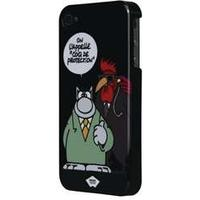 Telefon Hård etui Apple iPhone 4s Sort
