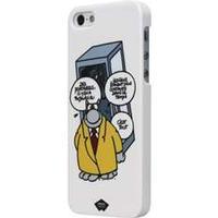 Telefon Hård etui Apple iPhone 5s Hvid