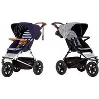 Mountain Buggy Urban Jungle 3 Combi, Luxury Edition