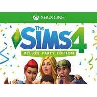 Electronic Arts The Sims 4 - Deluxe Party Edition - Xbox One