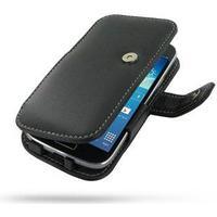 PDair Samsung Galaxy S4 Mini PDair Læder Taske 3BSSGMB41 - Sort