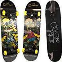 The Simpsons Bart Skate Hologram, 808748