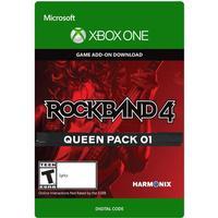 ROCK BAND 4: QUEEN PACK 01