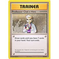 XY12 Evolutions, Professor Oak's Hint - 84/108 - Uncommon