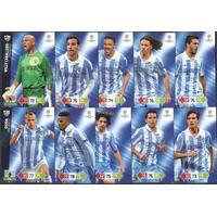 Grundkort MÁLAGA CF / MALAGA CF, 2012-13 Adrenalyn Champions League Update, Välj från lista (Roque Santa Cruz)