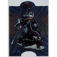 Patrick Roy / Tyler Moss 1998-99 Bowmams Best Mirror Image Fusion #F10