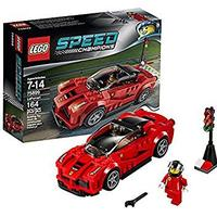 Lego Speed Champions Ultimativt Ferrari Værksted 75889