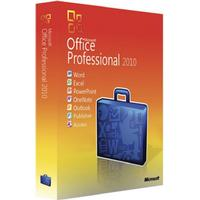 Microsoft Office Professional 2010 Til Windows