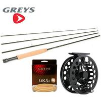 Greys Trout Combo GR30 9' #5 Greys Trout Combo GR50 9´ #5