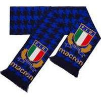 Macron Italy Rugby FIR M17 Double Sided Scarf