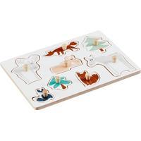 Kids Concept Edvin Animal Puzzle