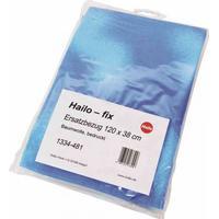 Hailo fix Bügeltischbezug, Baumwolle bedruckt, Ozean, Ersatzbezug für Bügeltisch Swingline, 148x45 c