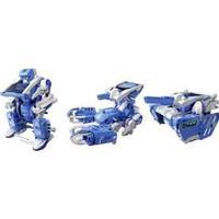 Robetoy 3 i 1 soldrevet robot