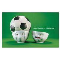 TV Cups Breakfast Board Only Soccer in Mind 23 x 14 cm