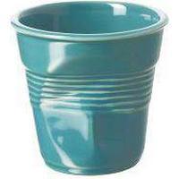 Revol Knickbecher Cappuccino cup 'Knickbecher', colour: lagoon 0.18 L