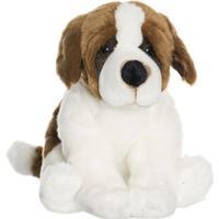Teddykompaniet Hund St Bernard 35cm
