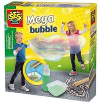 SES Creative Såpbubbelverktyg och såpbubblor
