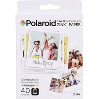 Polaroid Zinkpapper Polaroid POP 40er