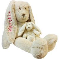 Teddykompaniet Teddy Cream Kanin XL 78cm