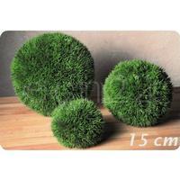 Græskugle - pynter på terrassen eller i hjemmet 15 cm