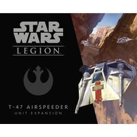 Fantasy Flight Games Star Wars: Legion T-47 Airspeeder Unit Expansion