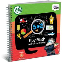 Leapfrog LeapStart Spy Maths with Critical Thinking
