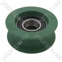 Castelgarden Replacement Ride On Lawnmower Pulley Idler - Twin Cut