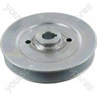 Castelgarden Replacement Lawnmower Deck V Profile Pulley
