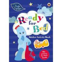 In the Night Garden - Ready For Bed Sticker Activity Book (Paperback)