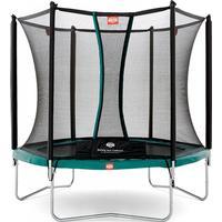 Berg Talent + Safety Net Comfort 240cm
