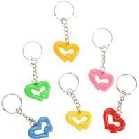 - Unknown Keychain-Hearts
