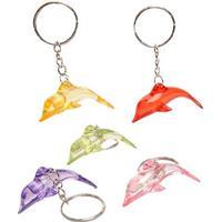 Multibrackets Key Ring-Dolphin
