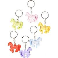 - Unknown Key Ring-Horse
