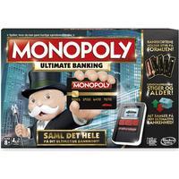 Monopoly Ultimate Banking (Danska)