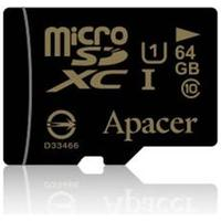 APACER micro SDXC 64GB UHS-I Class10