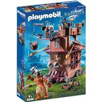 Playmobil Knights Dvärgfästning på Hjul 9340