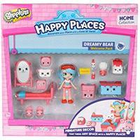 Moose Shopkins Happy Places Dreamy Bear