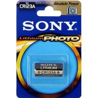 Sony CR123A Lithium Photo