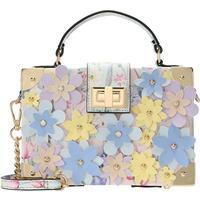 ALDO CAMPOLANO Handväska pink/multicoloured