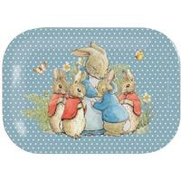 Small tray for children, Peter Rabbit