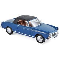 Norev 184832 Peugeot 404 Cabriolet blau 1967 Maßstab 1:18