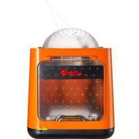 XYZ XYZ da Vinci Nano 3D Printer, 30 mm/s, 0,1 - 0,3 mm, PLA, orange