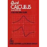 Quick Calculus: A Self-Teaching Guide (Häftad, 1985)