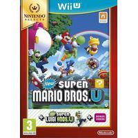 New Super Mario Bros U Plus New Super Luigi U