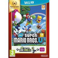 New Super Mario Bros U Plus New Super Luigi U
