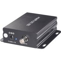 SpeaKa Professional 2 Port SDI-Splitter SpeaKa Professional 1274941 1920 x 1080 pix Svart