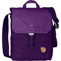 Fjällräven - Foldsack No.3 Axelväska - Alpine Purple-amethyst - split-onesize