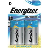 Energizer Advanced D